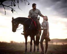 "2009: Salvatore Ferragamo creates Nicole Kidman's shoe wardrobe for the film ""Australia"". A film directed by Baz Lurhmann"