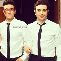 Piero and Gianluca...brothers together!!