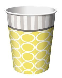 Mod Baby Shower Hot/Cold 9 oz Cups