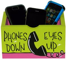 Put the cell phones down and let the conversation begin... www.artoonsforyou.com