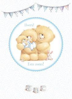 Kaarten - forever friends | Hallmark Teddy Bear Party, Cute Teddy Bears, Teddy Bear Images, Friend Cartoon, Hello Kitty, Tatty Teddy, Love Bear, All Things Cute, Painting For Kids
