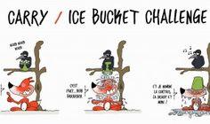 Ice Bucket Challenge … et on nomine La Curtius – Microbrasserie liégeoise, La Drach' et Mike Lampe ! Vous avez jusque lundi pour relever le défi…