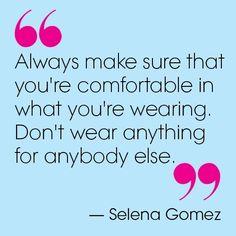 Selena Gomez quoted