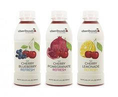 Cherbundi - Designed by TDA | Country: United States #packaging #creative #design