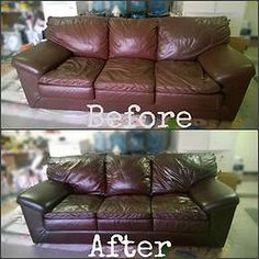 How To Dye Leather Furniture Easy Diy Video On Dying Theurbans