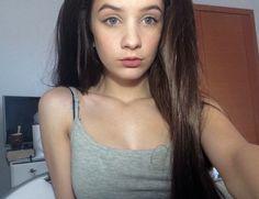#sleekhair #chocolatebrown #thatglow #brunette