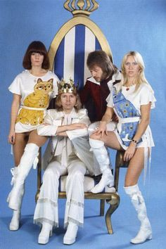 ABBA – Cat Suits | ABBA Picture