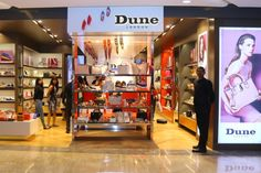 The Dune Group is one of the most influential global players in fashion footwear and accessories.