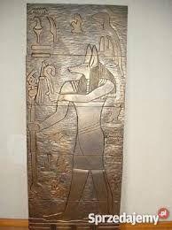 Znalezione obrazy dla zapytania płaskorzeźby egipskie