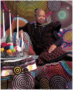 xenobia bailey - crochet cool Her work is so incredible unbelievable beautifull!