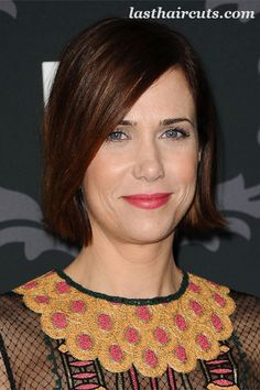 Celebrity Long Bob Hairstyles to Try #CelebrityHaircuts
