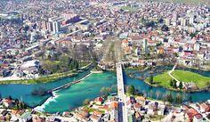 Bihać im Bosnien und Herzegowina Reiseführer http://www.abenteurer.net/1180-bosnien-und-herzegowina-reisefuehrer/