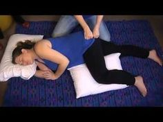 Doula Massages for Labor Pain--- great reference for Dad's too!