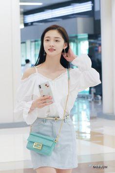 Fashion Idol, Fashion Tag, Korea Fashion, Daily Fashion, Fashion Outfits, Airport Fashion, Ioi Pinky, Hello Gorgeous, Airport Style