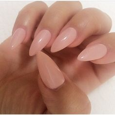 Pin by Elizabeth Nelson on Nails | Pinterest | Stiletto Nails,... ❤ liked on Polyvore featuring beauty products, nail care, nails and nail polish