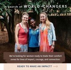 Noonday Collection - Fair trade jewelry from artisan entrepreneurs around the world