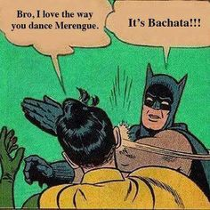 It's not merengue, it's bachata! http://thezumbamommy.blogspot.com/2013/12/the-bachata-signs-point-to-yes.html