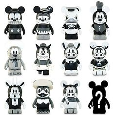 Vinylmation Classic Collection Series Figure - 3'' | Vinyl Figures | Disney Store | $12.95 each