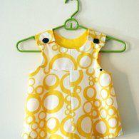 Toddler Jumper pattern