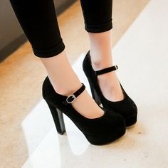 Fashion sweet princess high heels