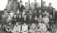 San Ignazioko eskolako ikasle taldea / Grupo de alumnos de la Escuela San Ignacio, 1932 (Cedida por Mariví Bengoetxea) (ref. 04615)