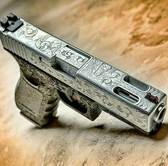 Engraved Glock 20. Amazing!