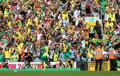 @NorwichCity canaries fans #9ine
