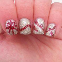 Nail art cadeau de noel - Restons polish