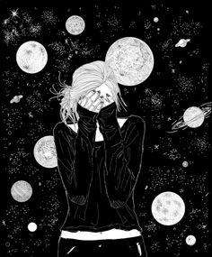 ella es mi universo  | via Tumblr