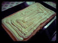 birthday cake making of