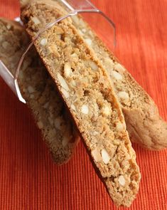 Almond and Brown Sugar Biscotti from the Junior League of San Francisco