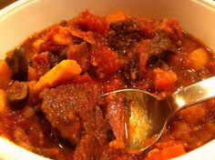 Tracy Reifkind's Training Food and Thought: Guest Recipe Post, Sharon Shiner's Beef Stew with Red Wine for the pressure cooker