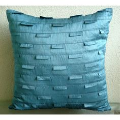 Sophistication  Pillow Sham Covers  24x24 Inches by TheHomeCentric
