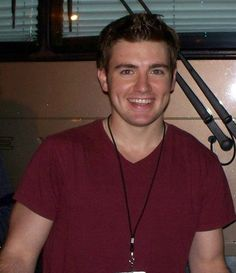 Emmet Cahill...joined in 2012...do like his voice