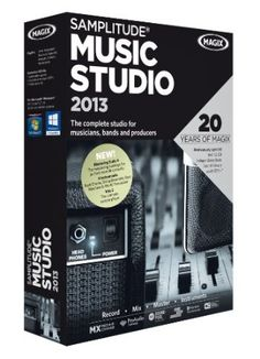 Samplitude Music Studio 2013 is an all-in-one solution and brings an entire recording studio to your PC. It helps you to create your own music without having to learn all of the complicated technical processes or musical theory. You get all the tools you need for every step of the creative process.Price: $99.99