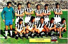 Equipos de fútbol: CASTELLÓN 1972-73 Finalista en la Copa
