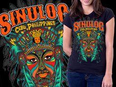 James de Roda :: Portfolio Pages Sinulog, Cebu, Portfolio, Neon Signs, Shirt, Design, Dress Shirt, Men's Fitness Tips