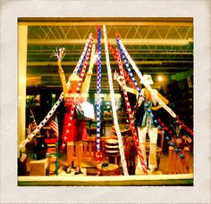 July 4th Independance Holiday - -SSI firework window