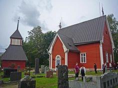 Särkisalon kirkko. Kuvia kotiseuturetkiltä - Salon Alueen Kemian os.121