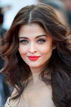 Aishwarya Rai Cannes 2014 Makeup