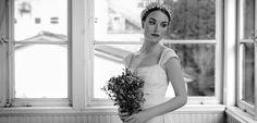 Os presentamos los vestidos de novia de alta costura de la firma Marta del Pozo Alta Costura.