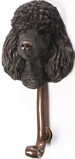 Poodle Dog Door Knocker... #doorknockers