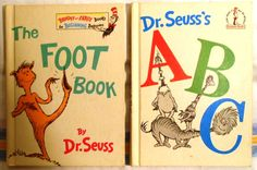 Vintage Dr Suess Books by YoungsForeverVintage on Etsy, $12.99