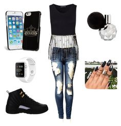 """School"" by ximenaordonez9 on Polyvore featuring NIKE and Vera Bradley"
