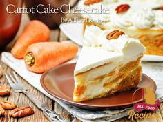 It's a decadent dessert recipe inspired by one of the best restaurants out there. If you love sweet treats but aren't in the mood for chocolate, give this carrot cake a try. It's still as rich as can be. Cheesecake Factory Carrot Cake Cheesecake Makes one 9 or 10″ cheesecake Cheesecake: 16 ounces cream cheese (at room temperature) 3/4 cup granulated sugar 1 tablespoon flour 3 eggs 1 teaspoon vanilla Carrot Cake: 3/4 cup vegetable oil 1 cup granulated sugar 2 eggs 1 teaspoon vanilla 1 cup…