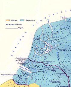 Nederland in de Romeinse tijd