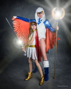 Check out these fantastic She-Ra and The Sorceress costumes from Ottawa Knight's Cosplay. My daughter and I are members of the Ottawa Knight's Cosplay, and we dressed up as She-Ra and the Sorceress for the 2016 [...]