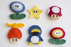 New Super Mario Brothers Wii items