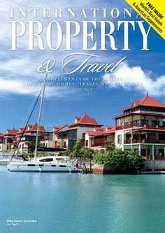 International Property & Travel - Volume 21 Number 1 : The latest edition of International Property & Travel magazine combines stunning homes for sale around the world, dream holiday resorts, performance cars, exclusive watches and jewellery and the most opulent furniture and furnishings. With its dedicated focus on everything to complement the most luxurious lifestyle, this issue includes an interior design feature from handmade carpet and rug ...   More