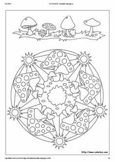 Mandalas Coloring Pages 79